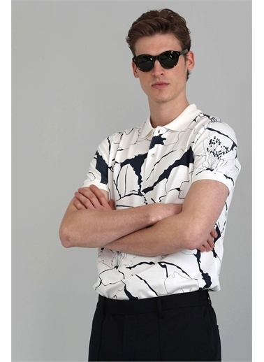 Lufian Lamas Spor Polo T- Shirt   Pembe